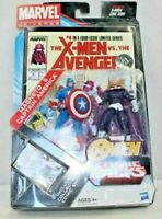 MARVEL X MEN COMIC PACK MAGNETO & CAPTAIN AMERICA action figures NEW in package
