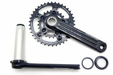 Rotor 3D+ XC2 38/24 175mm 2x10 Speed MTB Crankset (w/o BB)