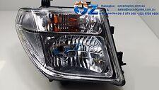 NISSAN PATHFINDER R51 Head light Headlamp NEW right driver side 2005 - 2007