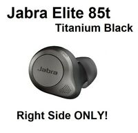 NEW Jabra Elite 85t Wireless Replacement Earbud Titanium OEM (Right Side)