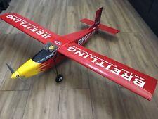 Pilatus PC-6 Porter Breitling 123cm Span RC Plane Hacker Multiplex GWS
