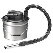 Bidone aspiracenere 1000W tubo acciaio stufa pellet camino aspira cenere TMX2005