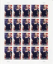 KATE SMITH STAMP SHEET -- USA #4463 44 CENT 2010