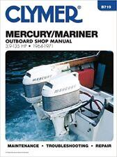Clymer Manuale Mercury Mariner 3.9 - 135 HP fuoribordo, 1964-1971 B719