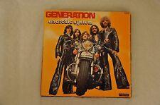 Vinyle 33 Tours - Anarchic System - Generation - Label 700005 - LP - Rpm