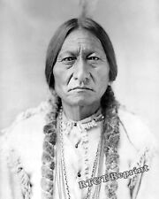 Photograph of American Indian Sitting Bull   Year 1885  8x10