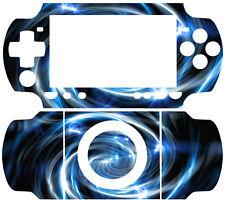 Stars Swirl Black Hole Art SKIN COVER for PSP 2000 SLIM