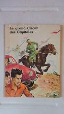 ALBUM IMAGE CHOCOLAT MENIER DAUPHINE RENAULT GRAND CIRCUIT CAPITALES 1957