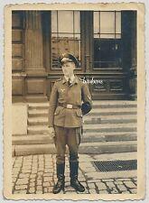 Foto Soldat-Luftwaffe  mit Orden   2.WK  (D920)