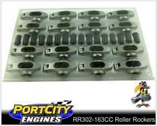 """Crow Cam Roller Rockers Ford V8 289 302 351 Windsor 3/8"""" stud 1.6RR RR302-163CC"""