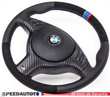 Volant Cuir BMW M E46 M3,M5  Airbag.24MOISGARANTIE