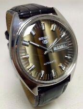 Vintage Seiko 5 Automatic Movement No.6309 Japan Made Men's Watch