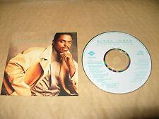 Glenn Jones All For You cd 12 tracks 1990 cd is excellent
