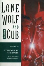 Lone Wolf and Cub TPB #26-1ST NM 2002 Stock Image