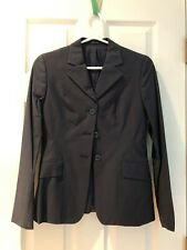 Rj Classics Ladies Softshell Hunt Coat Navy Size 0R Good Condition