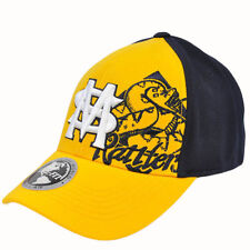 NCAA St Mary StMU Rattlers Top of World Yellow Navy Blue Flex Stretch Fit Hat