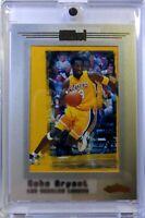 2001-02 Fleer Showcase Avant Card Kobe Bryant #88, Los Angeles Lakers