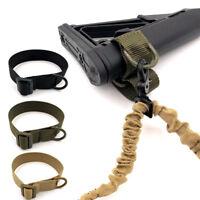 Tactical Multi-function Gun Rope Military Portable Strapping Belt Shotgun Belts