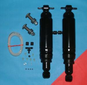 "1968-1972 Oldsmobile Cutlass Air Shocks Rear Ext. 20.625"" Comp. 12.625"""