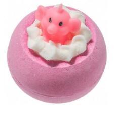 Bomb Cosmetics Pink Elephants and Lemonade Bath Blaster / Bath Bomb FREE P&P
