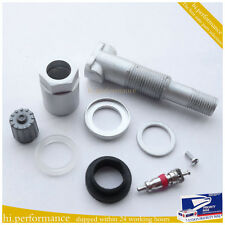 NEW TIRE PRESSURE SENSOR TPMS TPS VALVE STEM REPAIR KIT FOR JEEP Compass Patriot