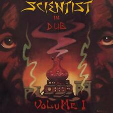 SCIENTIST - In Dub Vol. 1 Vinyl LP + CD - 45 RPM - Roots Radics King Tubby - NEW