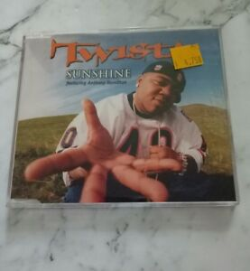 Sunshine [US CD] [Single] by Twista (CD, Aug-2004, EastWest)