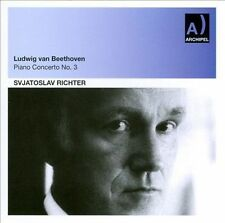 Beethoven: Piano Concerto 3 - Richter, Milan (11/15/1962), New Music