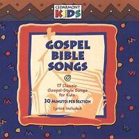 Gospel Bible Songs - Music CD - Cedarmont Kids -  2000-03-21 - PROVIDENT MUSIC G