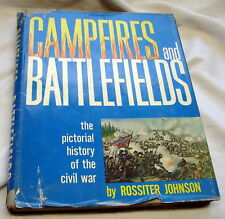 Campfires and Battlefields, Rossiter Johnson