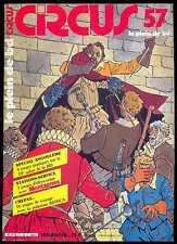 Circus n°57 de janvier 1983