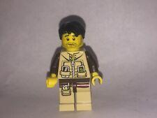 LEGO Dino Hero Scout  Minifigure  5886 T-Rex Hunter - dino003
