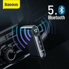 Baseus Bluetooth 5.0 Audio Adapter KFZ Receiver AUX Auto 3.5mm Klinke Empfänger