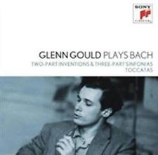 CD de musique instrumentaux Glenn Gould