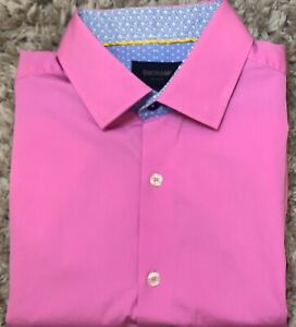 """Beautiful Duchamp Pink Shirt 17"""""""