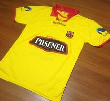 Barcelona B S C Pilsener Cerveza Movistar Jersey Soccer Shirt Small S Youth Mens