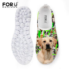 Fashion Pug Cross Training Shoes Women Men Running Shoes Breathable Sport Shoes