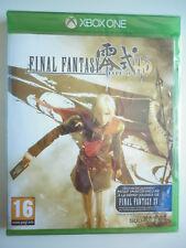 Final Fantasy Type 0 HD Jeu Vidéo XBOX ONE