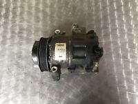 2008 MERCEDES C CLASS W204 2.2 CDI AIR CON AC COMPRESSOR PUMP A0022305011 +