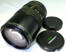 Hanimex 80-200mm f4.5 Fuji Fujica X Manual Focus Lens (with some fungus inside)