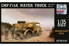 Mirror Models 35167 1/35 CMP Ford F15A Water truck, Cab 13 4x4 drive