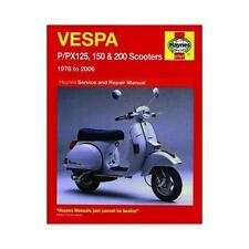 Haynes Vespa P/PX 125/150/200 Scooter Manual - M707