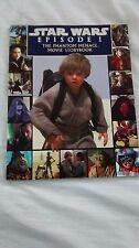 Star Wars Episode 1 The Phantom Menace Movie Storybook - SHIPS FREE