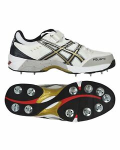 ASICS Gel Speed Menace Cricket Shoes - Steel Spikes