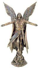"""Ascending Angel Statue Sculpture 11"""" Tall"""