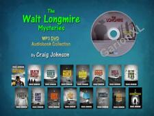 The Complete WALT LONGMIRE Series By Craig Johnson (16 MP3 Audiobooks)