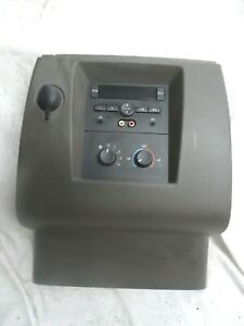 07-14 Ford Expedition Rear Radio Climate Control Center Console VP8L1H19980AB
