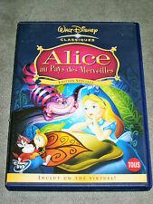 ALICE au Pays des Merveilles - Edition Spéciale - WALT Disney - DVD