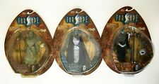 Lot 3 Toy Vault Farscape Series 1 Zhaan Delvian Oralla Figures - New, See Desc