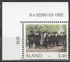 Åland / Aland Nr. 63** 70 Jahre Alandischer Landtag